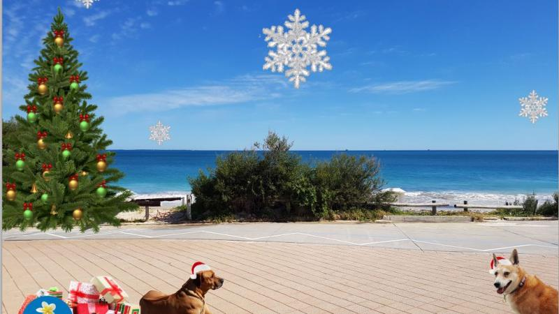 Christmas in Cottesloe