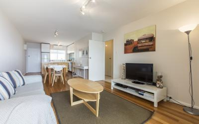 Cottesloe Beachlife Apartment - Living Area/Dining Area - holiday accommodation rentals for short term stays in Perth