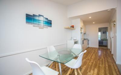 Scarborough Seaside Apartment 121 - Dining Area - Short term accommodation in Perth Western Australia