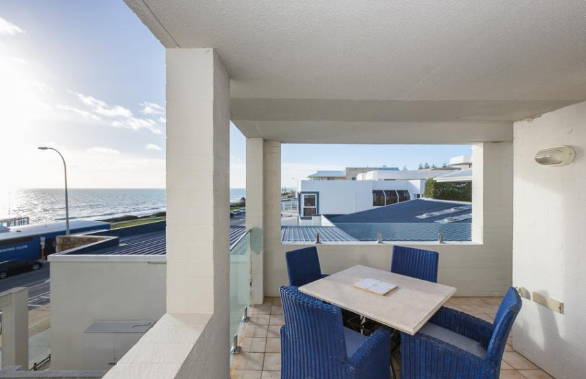 Cottesloe Blue Apartment - ocean views - holiday accommodation rentals for short term stays in Perth
