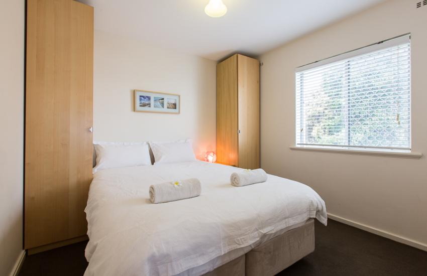 Cottesloe Beachlife Apartment - Second Bedroom - holiday accommodation rentals for short term stays in Perth