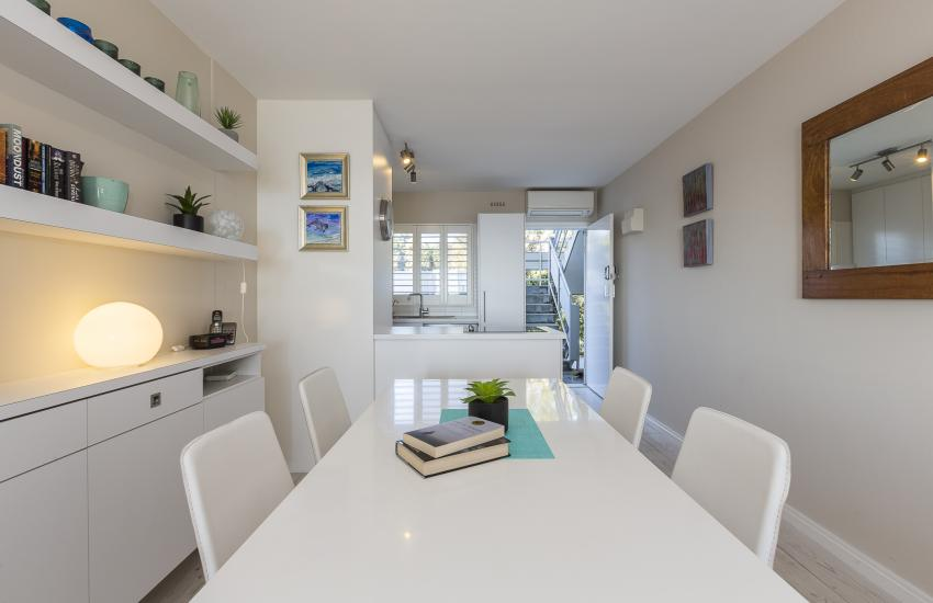 Cottesloe Azura Apartment - Living Area - Short Term Accommodation Holiday Apartment Perth Western Australia