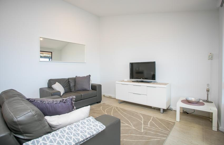 Scarborough Seaside Apartment 121 - Lounge Room - Short term accommodation in Perth Western Australia
