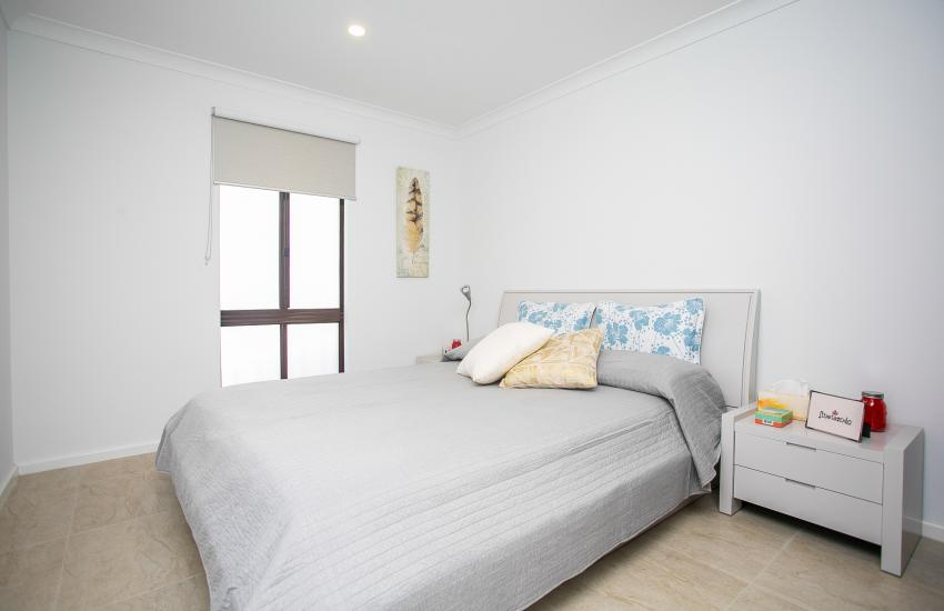 Scarborough Seaside Apartment 217 - Master Bedroom - Short term accommodation in Perth Western Australia