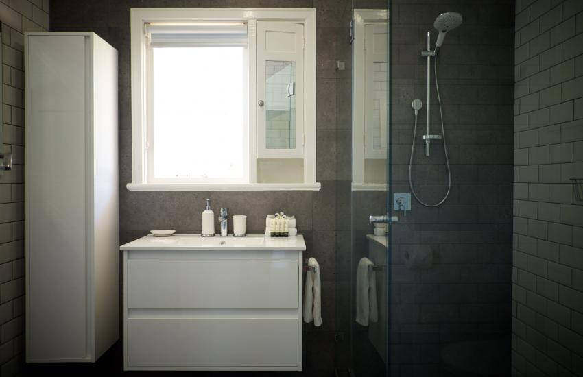 UrbanStyle Claremont Apartment - Bathroom - holiday accommodation rentals for short term stays in Perth
