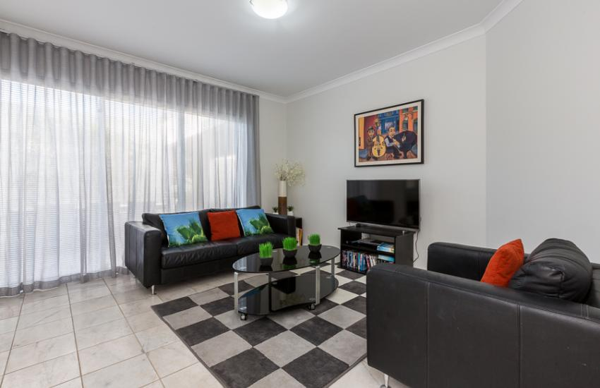 Cottesloe Beach House II - Second Living Area - holiday accommodation rentals for short term stays in Perth