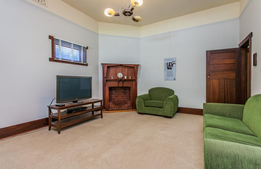 The Curtin Family Home - Living Area - holiday accommodation rentals for short term stays in Perth