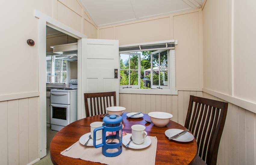 The Curtin Family Home - Dining Area - holiday accommodation rentals for short term stays in Perth