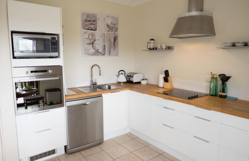 Cottesloe Sea Bliss Apartment  - Kitchen - holiday accommodation rentals for short term stays in Perth
