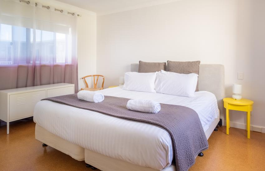 1 bedroom fully furnished apartment, Cottesloe Western Australia - Bedroom