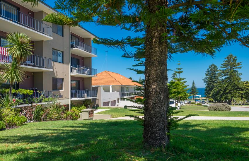 Cottesloe Beach on Napier - Surroundings - Cottesloe Fully Furnished Accommodation, Perth Western Australia