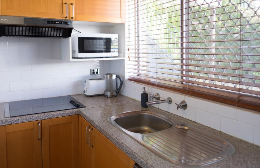 Cottesloe Beach on Napier - Kitchen- Cottesloe Fully Furnished Accommodation, Perth Western Australia