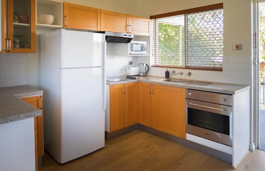 Cottesloe Beach on Napier - Kitchen - Cottesloe Fully Furnished Accommodation, Perth Western Australia