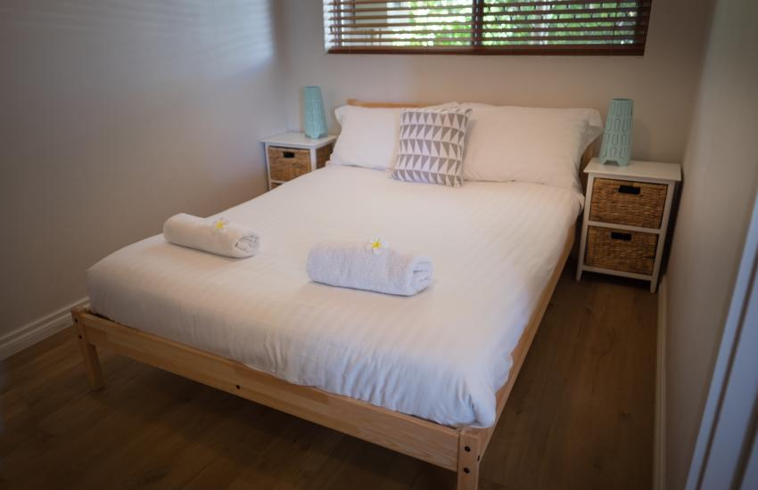 Cottesloe Beach on Napier - Bedroom 2 - Cottesloe Fully Furnished Accommodation, Perth Western Australia