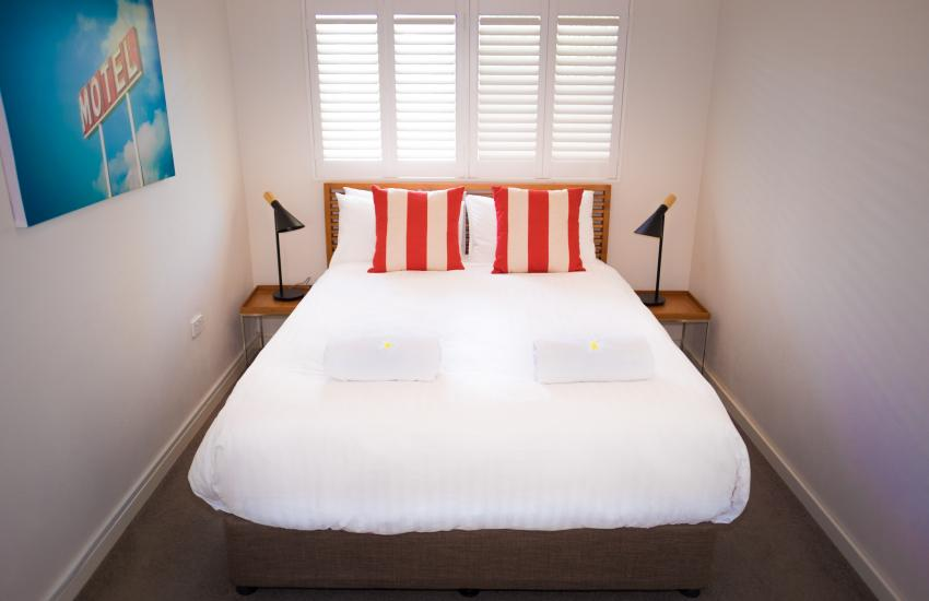 Cottesloe Parkside on the Beach - bedroom