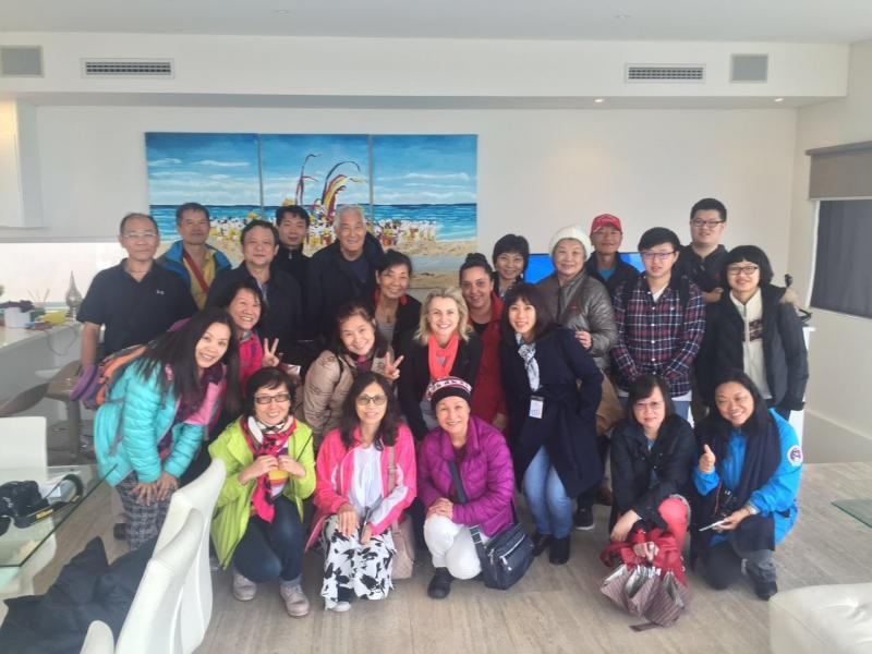 Taiwan Famil- Welcome to Cottesloe