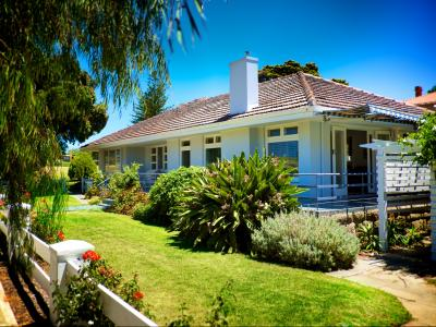 Cottesloe Californian Bungalow