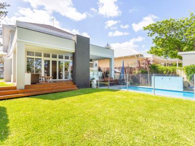 Cottesloe Hampton Pool House