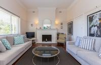 Cottesloe Bel-Air Apartment - Living Area - holiday accommodation rentals for short term stays in Perth