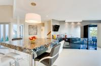 Cottesloe Contemporary Villa - Dining Area/Kitchen Area - holiday accommodation rentals for short  term stays in Perth