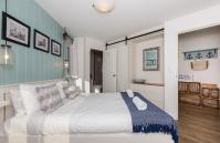 Cottesloe Blue Apartment - Bedroom - holiday accommodation rentals for short term stays in Perth
