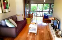 Cottesloe Studio 105 - Living Area - holiday accommodation rentals for short term stays in Perth