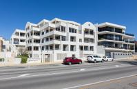 Golden Sands Beach Apartment - Front of Building - holiday accommodation rentals for short  term stays in Perth