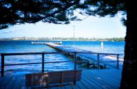 Skyview Claremont Apartment - Outdoor Area - holiday accommodation rentals for short term stays in Perth