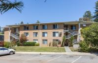 Cottesloe Beach Pines Apartment  - Front of Building - holiday accommodation rentals for short term stays in Perth