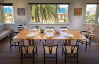 Cottesloe Executive Beach House - Dining Area - holiday accommodation rentals for short term stays in Perth
