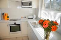 Oceanview Beach Apartment - Kitchen - holiday accommodation rentals for short term stays in Perth