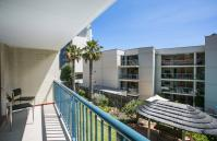 Scarborough Seaside Apartment 217 - Balcony - Short term accommodation in Perth Western Australia