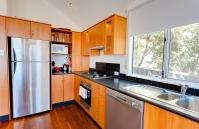 Cottesloe Beach House I - Kitchen - holiday accommodation rentals for short term stays in Perth