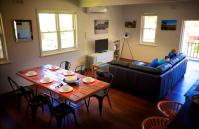 UrbanStyle Claremont Apartment - Living Area/Dining Area - holiday accommodation rentals for short term stays in Perth