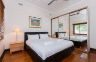 North Cottesloe Cottage - Bedroom - holiday accommodation rentals for short term stays in Perth