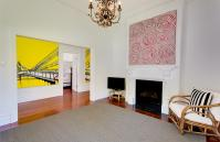 Strickland Park Family House - Living Area - holiday accommodation rentals for short term stays in Perth