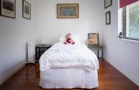 The Kinninmont House, Nedlands - Bedroom 4 - Corporate Accommodation in Perth Western Australia
