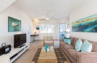 Cottesloe Samsara Apartment  - Dining Area/Kitchen - holiday accommodation rentals for short  term stays in Perth