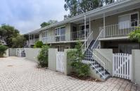 Claremont Apartment Number 6 - Front Of Building - Perth Short Term Accommodation