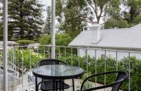 Claremont Apartment Number 6 - Balcony - Perth Short Term Accommodation