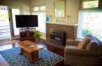 Cottesloe Californian Bungalow - Living Area - holiday accommodation rentals for short term stays in Perth