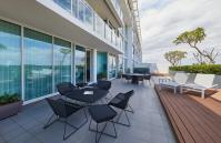 Claremont Quarter Luxury Apartment - Balcony - holiday accommodation rentals for short term stays in Perth