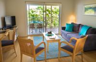 Cottesloe Waters Apartment 9 - Living Area - holiday accommodation rentals for short term stays in Perth