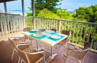Cottesloe Waters Apartment 9 - Balcony - holiday accommodation rentals for short term stays in Perth