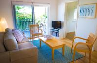 Cottesloe Waters Apartment 8 - Living Area - holiday accommodation rentals for short term stays in Pert