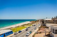 Golden Sands Beach Apartment - Balcony - holiday accommodation rentals for short  term stays in Perth