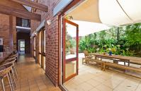 Cottesloe Renaissance Beach House - Outdoor Area - holiday accommodation rentals for short term stays in Perth