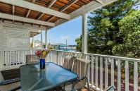 Cottesloe Waters Apartment 5 - Balcony - holiday accommodation rentals for short term stays in Perth