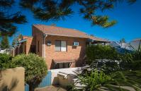 The Sea Salt Abode - Front of Building - Cottesloe Short Stay Accommodation Holiday Rental Perth