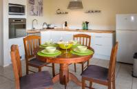 Cottesloe Sea Bliss Apartment  - Dining - holiday accommodation rentals for short term stays in Perth